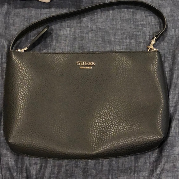 Guess Handbags - Guess Leather Pouch